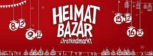 Heimatbazar - Christkindlmarkt